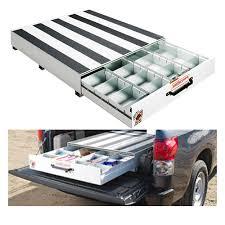 WeatherGuard Pickup Truck Bed Organizer Drawer Fleet Safety