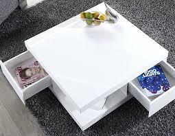 table basse carre blanche voici la saclection de table basse