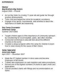 Samples Listing Volunteer Experience On Resume Examples Manqalhellenescorhmanqalhellenesco Work Example Rhcom