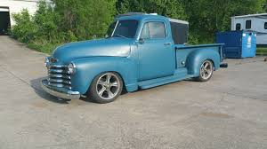 1952 Chevy 3100 Half Ton Pickup Rat Rod Flat Blue Paint S10 Chassis ... 1952 Chevrolet 3100 5 Window Pickup For Sale 46676 Mcg 3600 Near New York 10022 Lenny Giambalvos Chevy Truck Is Built Around Family Values Design For Sale On Grey Beast Pickups Hot Rod Hot Rods Fat Fender Pickup Video 2 Myrodcom Youtube With A Vortec 350 Engine Swap Depot 471953 Chevy Truck Deluxe Cab 995 Classic Parts Talk This Fivewindow Got Our Attention Quick Rod Network Beautiful Restored 1970 K 10 Chevygmc Brothers Stored Original The Hamb