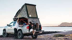 A Better Rooftop Tent That's A Camper, Too | Outside Online 30 Days Of 2013 Ram 1500 Camping In Your Truck Full Size Camper Top Tent Image Habitat Topper Equipt Expedition Outfitters Visiting The 2011 Overland Expo Coverage Trend Livin Lite Campers And Toy Haulers Rv Magazine Tom Professor Uc Davis Four Wheel Low Profile Light Compact Pickup Suv Bed A Buyers Guide To F150 Ultimate Rides 2009 Quicksilvtruccamper New Youtube Sold 2000 Sun Eagle Short Popup Gear Napier Sportz Iii Camo Diy Diydrywallsorg
