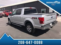 2018 Ford F-150 Lariat In Burley, ID | Twin Falls Ford F-150 | Goode ...