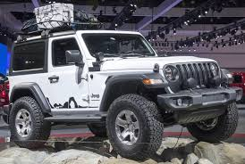 New Wranglers Show Off Mopar Jeep Performance Parts | Jeep Wranglers ... New 2019 Ram Allnew 1500 Laramie Crew Cab In Waco 19t50010 Allen 2018 Jeep Truck Price Pictures Wrangler Unlimited Jl New Ram Trucks Blog Post List Hall Chrysler Dodge Jt Pickup Truck Spotted Car Magazine Top Car Reviews 20 Best Electric Performance Trucks Ewald Automotive Group For The Is Pickup Making A Comeback Drivgline Review Youtube There Are Scrambler Updates You Need To Know About Carbuzz