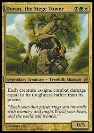 Competitive Edh Decks 2016 by Doran The Siege Tower A Very