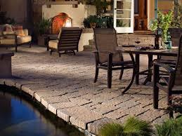 Patio Floor Lighting Ideas by Patio Floor Ideas Home Design