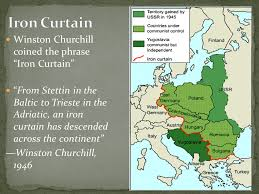 Who Coined The Iron Curtain by Winston Churchill Coined The Phrase U201ciron Curtain U201d U201cfrom Stettin