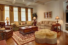 french country living room pictures