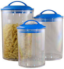 Savannah Turquoise Kitchen Canister Set by Turquoise Canister Ebay