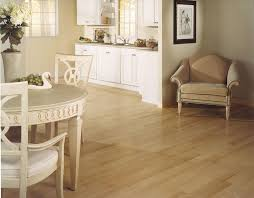 Yerke Floors Hardwood Maple Dining Room