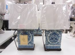 apartmentf15 ralph lauren blue&white asian style lamps
