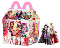 Mcdonalds Halloween Pails Ebay by Ever After High