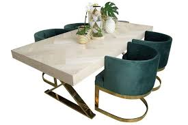 The Amalfi Dining Table Is A Wonderful Addition To Our Collection Top