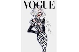 Hayden Williams Design Illustration For Vogue