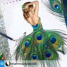 Project Daily Hashtag March 7 2015 Peacock Projectdailyhashtag