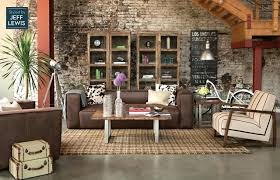 Jeff Lewis Furniture Designed By Rustic Living Room Qvc
