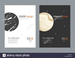 100 Magazine Design Inspiration Minimal Covers Design Set Trendy Template Inspiration For Your