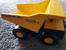 Kids Tonka Yellow Steel Dump Truck | In Tadcaster, North Yorkshire ...