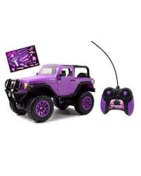 Jada Toys GIRLMAZING Big Foot Jeep R/C Vehicle (1:16 Scale), ... Blaze And The Monster Machines Starla 21cm Plush Soft Toy Amazoncom Power Wheels Barbie Kawasaki Kfx With Traction Fisher Price Ride On Toys Christmas Decorating Fun 12v Kids Atv Quad W Remote Control Best Choice Products Traxxas Slash 2wd Race Replica Rc Hobby Pro Buy Now Pay Later Purple And Pink Truck Cakecentralcom Trucks Dollar Tree Inc Jam Madusa Hot Nylon Puffy Stuffed Animal Play Dirt Rally Matters Vintage Lanard Mean Machine 1984 80s Boxed Yellow Monster Truck Stunt Youtube