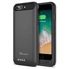 Amazon iPhone 8 Plus 7 Plus Battery Case Trianium Atomic