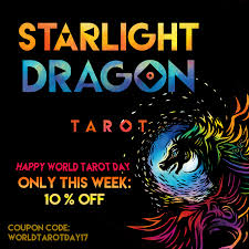 Mythic Tarot Deck Book Set by The Starlight Dragon Tarot Deck U2013 All About The Starlight Dragon