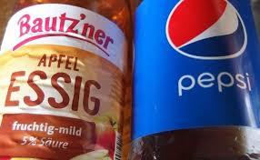 extrem starke ablagerungen im klo cola und essig frag