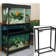 Extra Large Fish Tank Decorations by 40 Gallon Fish Tank Ebay