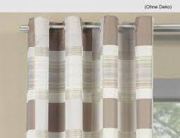 ösenschal einfach schöner fertiggardinen gardinen