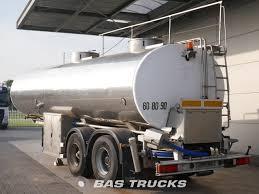 100 Used Milk Trucks For Sale Magyar Milch 27000 Ltr Lenkachse 33HAZSP Semitrailer BAS