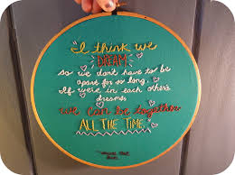 Winnie The Pooh Quotes Pooh by Winnie The Pooh Quote Embroidery Too Crewel