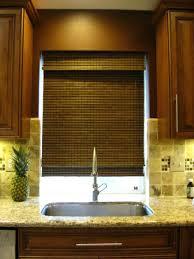 Kitchen Curtain Ideas Above Sink by Kitchen Sink Window Curtain Ideas Treatments Decorating Above