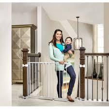 Dog Stairs For Tall Beds by Regalo Top Of Stairs Baby Gate 26