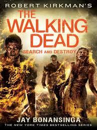 Search And Destroy By Jay Bonansinga