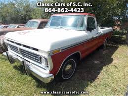1975 Ford F100 For Sale | ClassicCars.com | CC-1019353 The Amazing History Of The Iconic Ford F150 Vintage Truck Pickups Searcy Ar Mercury M Series Wikipedia Reviews Research New Used Models Motor Trend 1975 Classic Cars For Sale In Tampa Fl Truckdomeus Lmc Life Ford Pinterest F100 Ranger Xlt Fseries Supercab Pickup Gt Mags 1978 Bronco Allsteel Convertible Original Restored For Sale 2120342 Hemmings News Lariat 71218 Mcg Is There A Cooler Generation Than 1970s