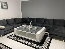 wohnzimmer tisch granit