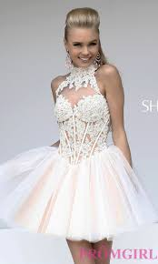 lace party dress by sherri hill 21193