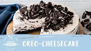 oreo cheesecake einfach ohne backen einfach backen