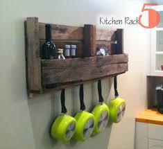 15 DIY Wooden Pallet Shelves