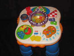 Fisher Price Laugh & Learn Alphabet Soup Musical Activity Table