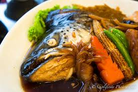 fish cuisine japanese fish in soy sauce ห วปลาต มซ อ ว sony dsc