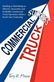100 Commercial Truck Blue Book Success Terry R Minion Wendy VanHatten Ginger