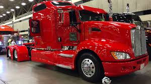 100 Great American Trucking Show 2016 Fleet Clean