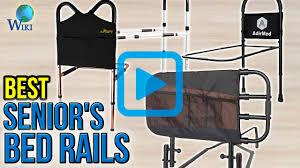 Stander Ez Adjust Bed Rail by Top 8 Senior U0027s Bed Rails Of 2017 Video Review