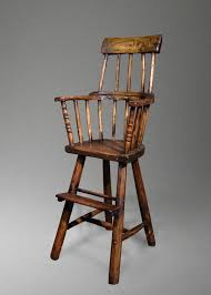 STICK WELSH ASH CHILD S HIGH CHAIR Of Stick Construction ...