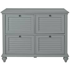 Three Drawer Filing Cabinet Wood by File Cabinets Home Office Furniture The Home Depot