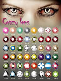 Prescription Halloween Contacts by 100 Halloween Contact 10 Best Crazy Contact Lens Images On