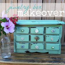 16 best Jewelry Box Makeovers images on Pinterest