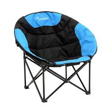 Sportneer Moon Saucer Lightweight Folding Camping Chair With Carry ... Camping Folding Chair High Back Portable With Carry Bag Easy Set Skl Lweight Durable Alinum Alloy Heavy Duty For Indoor And Outdoor Use Can Lift Upto 110kgs List Of Top 10 Great Outdoor Chairs In 2019 Reviews Pepper Agro Fishing 1 Carrying Price Buster X10034 Rivalry Ncaa West Virginia Mountaineers Youth With Case Ygou01 Highback Deluxe Padded