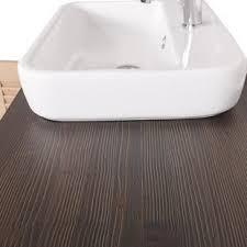 schmaler waschtisch landhausstil aufsatzwaschbecken