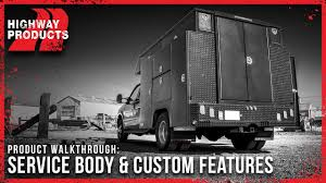 Highway Products | Service Body & Custom Service Body Features - YouTube Reading Truck Body Acquired By Houstonbased Company Wfmz Commercial Fleet Vehicle Upfitting Products Equippment Accsories Service Bodies Pafco Truck Bodies Amazoncom Dee Zee Dz85005 Universal Heavyweight Utility Bed Mat Warner Archives Cstk Equipment Highway Custom Features Youtube Retractable Cover For Trucks Vehicles Contractor Talk Dump Oem
