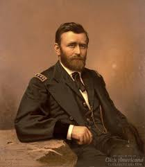 Ulysses S Grant Seated Color Portrait